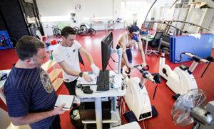 Recherche volontaires pour étude sur l'entraînement en condition climatique chaude