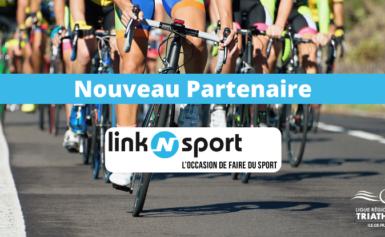 Nouveau partenariat avec linkNsport !
