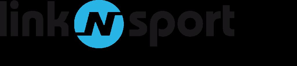 Logo LinkNsport + Slogan